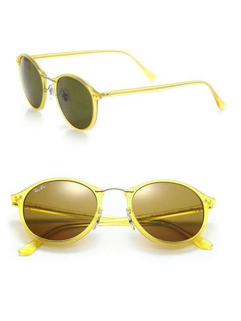 yellow sunglasses sunglasses ban yellow lens sunglasses 171 heritage malta