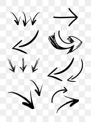 graffiti arrow png images vector  psd files