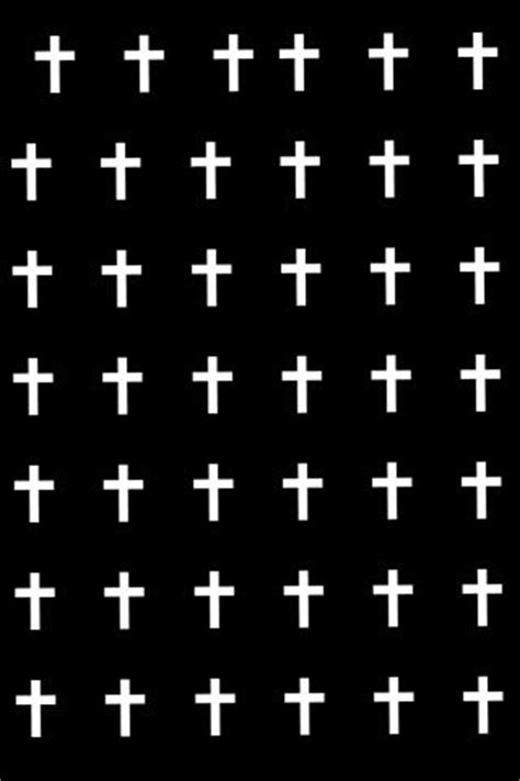 black pattern lock screen cross iphone backgrounds phone tablet wallpapers
