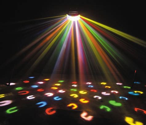Sound Activated Led Lights Cfm East Anglia Party Disco Lighting Hire In Cambridge