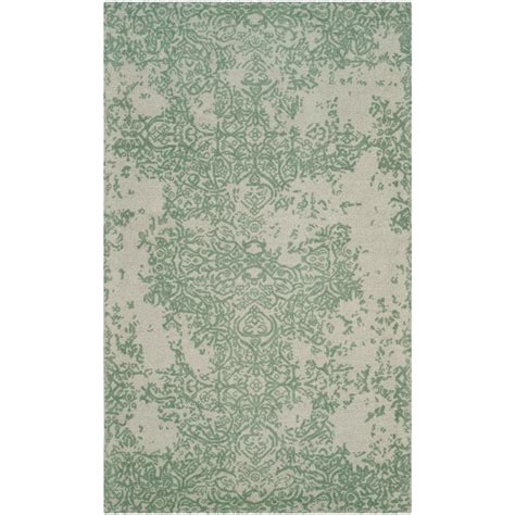 gray and turquoise rug safavieh restoration vintage gray turquoise 3 ft x 5 ft