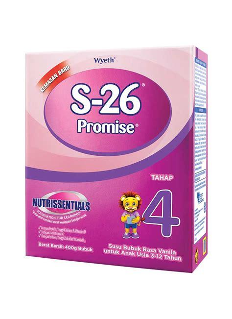 S 26 Promise Tahap 4 700gr Vanilla s 26 promise bubuk pertumbuhan 4 vanilla box 400g klikindomaret