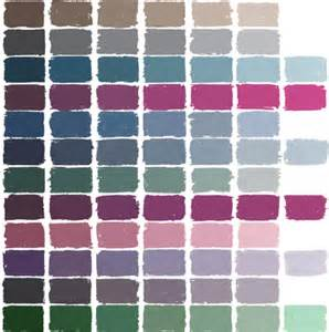 colors that go with gray soft pastels color chart at great american art works