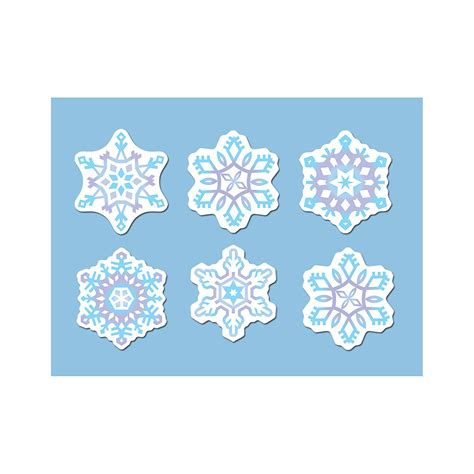 printable mini snowflakes snowflake cut outs search results calendar 2015