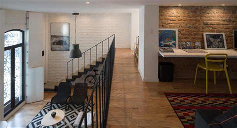 stylish loft apartment  mexico city idesignarch