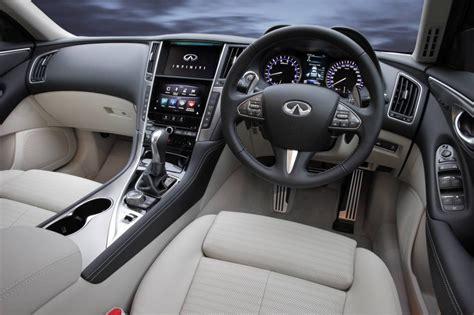 infiniti q50 interior 2016 infiniti q50 now on sale in australia 298kw red