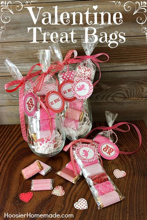 valentines bags ideas s day printables cupcake toppers and subway