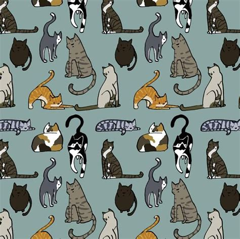 cat pattern wallpaper tumblr 244 best repeating patterns images on pinterest
