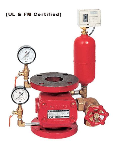 Alarm Valve priyanka protection industries