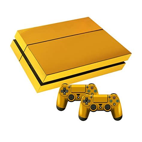 Ps4 Sticker Gold by Ps4 Controller Accessories Gold Storeiadore