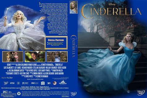 Cover Dvd cinderella dvd cover 2015 r1 custom