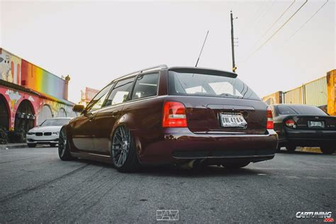 Audi A4 Rs4 by Audi Rs4 B5 On Air Back