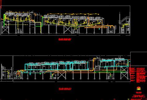 flotation cells dwg block  autocad designs cad