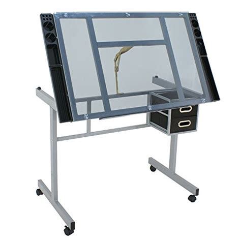 compare price to adjustable height drafting table