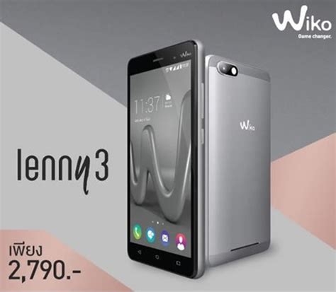 Baterai Pawer Wiko Lenny 3800mah review wiko lenny 3 smartphone ngmarley