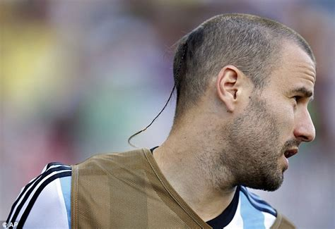 origin of the rat tail haircut is rodrigo palacio s off centre rat tail the worst haircut