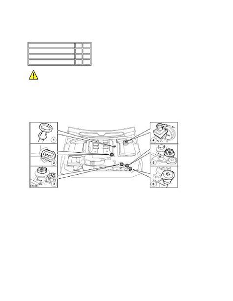 land rover lr3 service schedule land rover workshop manuals gt lr3 disco 3 gt 100 03