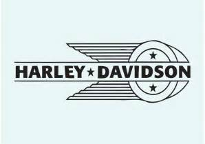 harley davidson vector logo download free vector art