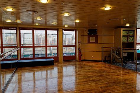 spa aussenbereich aidaprima spa fitness artania kreuzfahrtschiff bilder
