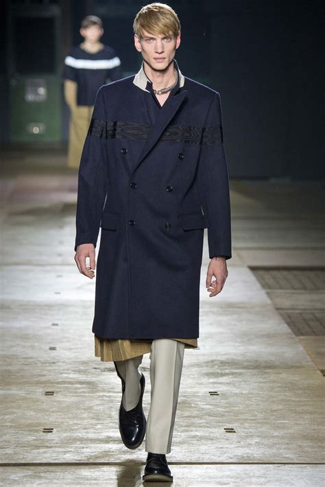 Russ Dries Grey Russ dries noten fall 2015 menswear collection vogue