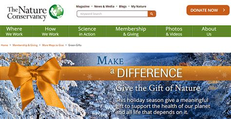 Globalgiving Gift Card - 10 holiday gift programs that benefit nonprofits