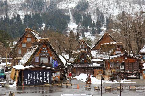 Shapehouse by Where Is Fatboy Shirakawa Go A Winter Wonderland