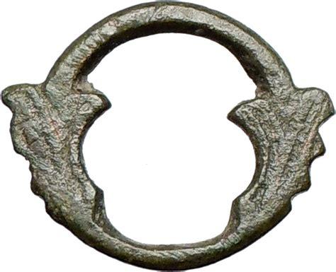 authentic original ancient 800bc celtic ring proto money