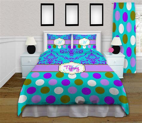 purple teal bedding purple green and teal duvet cover or comforter set great bedding for tween girls