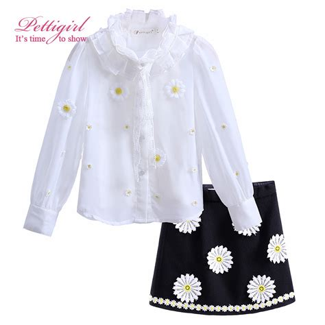 design clothes buy aliexpress com buy new design flower girl clothing sets
