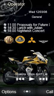 bike themes download for mobile download cool bike nokia theme mobile toones