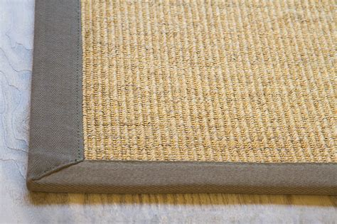 Sisal Teppich by Sisal Teppich Brazil Bord 252 Renteppich F 252 Nf Farben Und