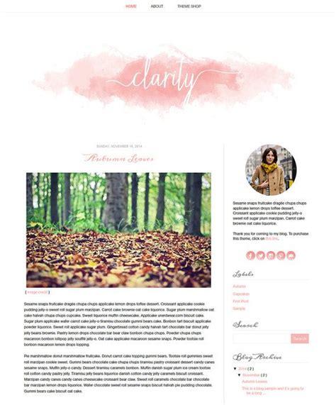 1000 ideas about blogger templates on pinterest
