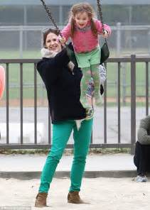 swing around fun time jennifer garner and ben affleck look on with pride as
