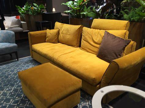 mustard yellow couch 15 chic living room colors