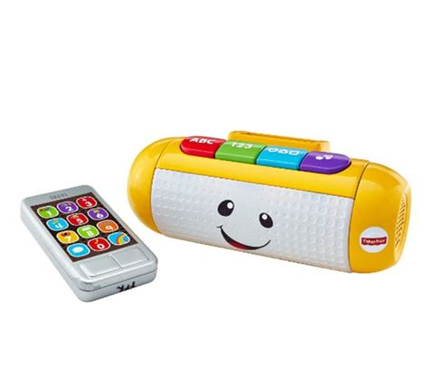 Learn Light by Fisher Price Laugh Learn Light Up Learning Speaker Only