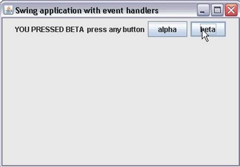jcheckbox exle in java swing java blog for beginners java swing event handling exle