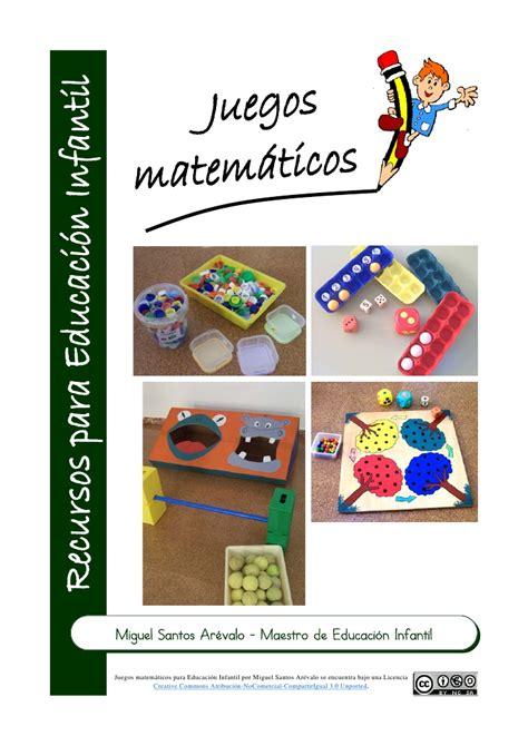 juegos matemticos y de 8498424917 juegos matemticos