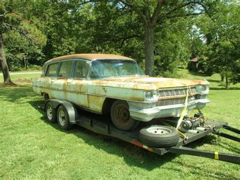 1964 Cadillac Hearse 1964 Cadillac Hearse Ambulance Quot Ghostbusters Quot Limo Seats 6