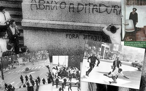 A Ditadura Brasileira De 1964 Algo Sobre