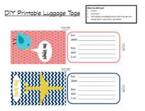 luggage tag template word free luggage tag templates for travel desk tyrant