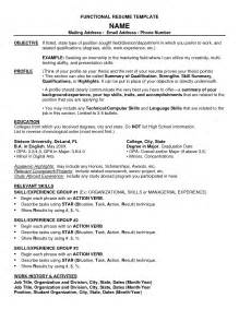 chrono functional resume definition in french chrono functional resume template template design