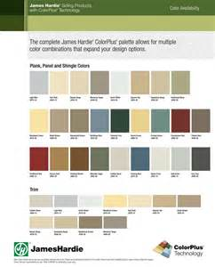 Fiber Cement Siding Colors Fiber Cement Siding Color And Finish Options