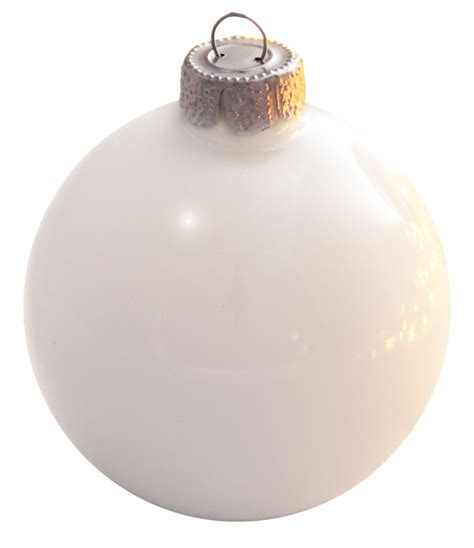 compare prices on white ball ornaments online shopping