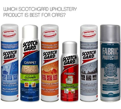 best cleaning products for car upholstery 2017 2018