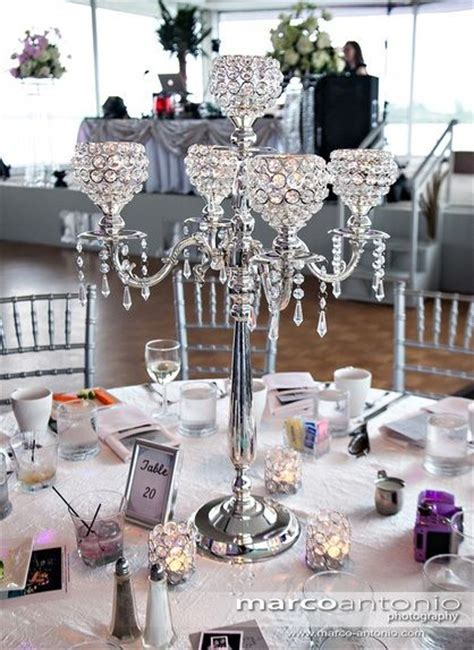 1000  ideas about Candelabra Centerpiece on Pinterest