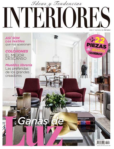 revista decoracion revista interiores ideas de decoraci 243 n de interiores