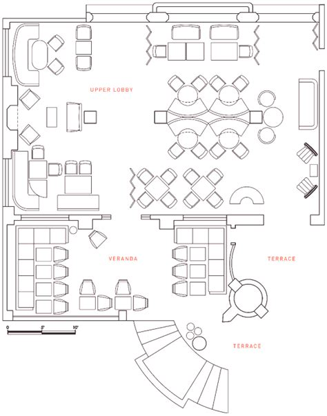 motor pool floor plan unique cafe and restaurant floor miami event planning venues the raleigh miami beach