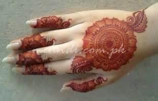 Hand Henna Tattoo Designs » Ideas Home Design