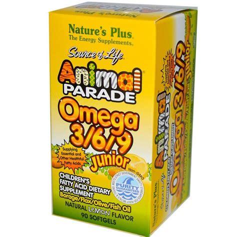 Dijamin Natures Plus Omega Junior 30 Softgels 2013