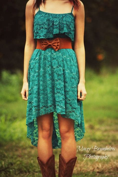 lace country style dresses